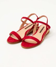 Rouge vif la cle/PELLICO SUNNY クロスベルトサンダル/501005906