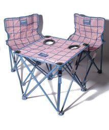 Afternoon Tea LIVING/Coleman/チェック柄テーブルチェアセット/500927112