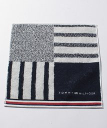 TOMMY HILFIGER MENS/カラーブロックボーダータオル/500997260