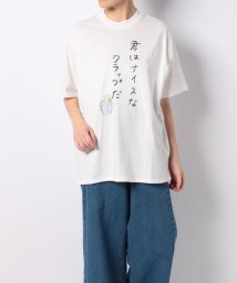 NICE CLAUP OUTLET/【oneafteranother】しばひろ*NiceclaupのTeeシャツ/500997800