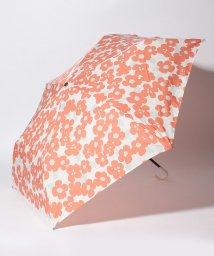 Afternoon Tea LIVING/ビッグフラワー柄折りたたみ傘雨傘/500985223