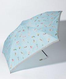 Afternoon Tea LIVING/スイマー柄軽量折りたたみ傘雨傘/500985236
