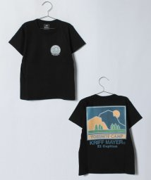 KRIFF MAYER(Kids)/ブランドロゴTEE(CAMP)(120~130cm)/501001906