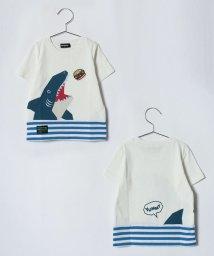 kladskap/サメバーガーTシャツ/501002207
