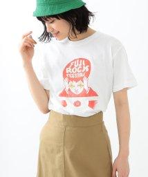 Ray BEAMS/<WOMEN>FUJI ROCK FESTIVAL'18 × Ray BEAMS / BRAIN DEAD Tシャツ/501008684