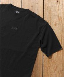 URBAN RESEARCH Sonny Label/VANS Black Foil SHORT-SLEEVE T-SHIRTS/501008847