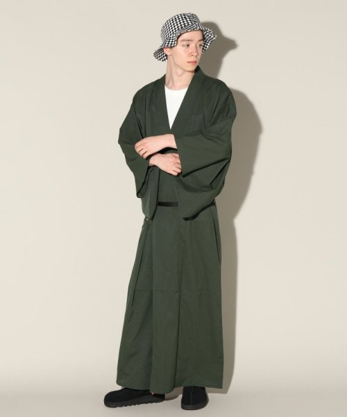 JOURNAL STANDARD relume Men's(ジャーナルスタンダード レリューム メンズ)/SNOWPEAK / スノーピーク : outdoor Yukata/18020465000710