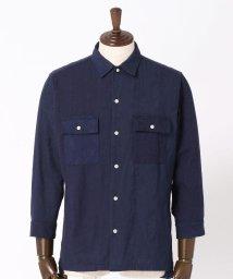 vital/クレイジーパターンパナマメッシュシャツ/500980614