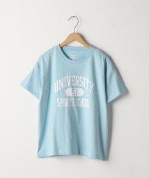 coen/カレッジプリントTシャツ(ロゴt)/500984931