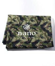 nano・universe/別注防水ピクニックシート/500993472