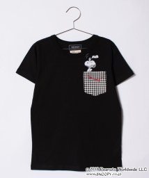 KRIFF MAYER(Kids)/SNOOPYポケTEE(140~160cm)/501001901