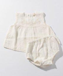 petit main/花刺繍セットアップ/501002227