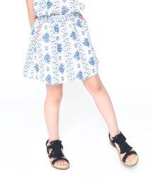 RADCHAP/【セットアップ対応商品】リップル花柄プリントスカート/501005212