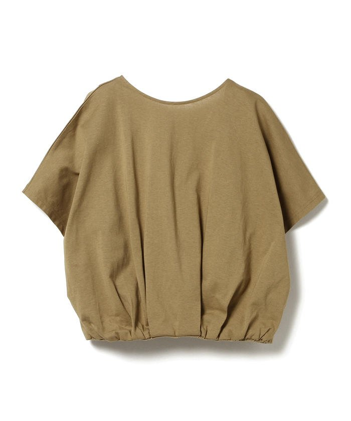 RBS / オープンバック リボンTシャツ