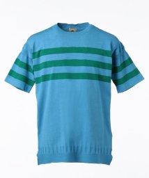 J.PRESS MENS/【HUSTON GASS】ガンジーニット Tシャツ/501010566