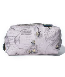 LeSportsac/SMALL PASSERBY COSMETIC ニューヨークシティ ミニオンズ/LS0020252
