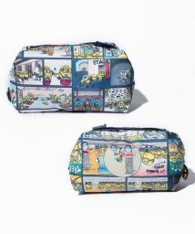 LeSportsac/SMALL PASSERBY COSMETIC ミニオンズ コミック/LS0020255