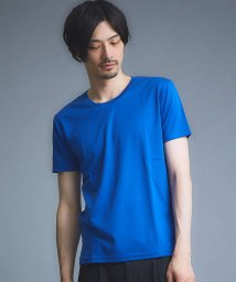 5351POURLESHOMMES/プライマリースムースクルーネックTシャツ/500888925