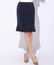 Viaggio Blu/メランジストレッチマーメイドスカート/501003978