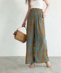 marjour/RESORT WIDE PANTS/501008901
