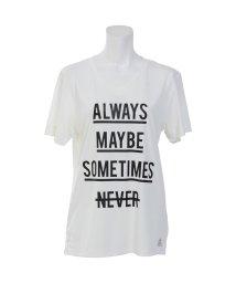 Reebok/リーボック/レディス/ヨガ エコピュアメッセージTシャツ/501012806