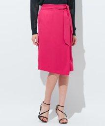 ICB(LARGE SIZE)/【セットアップ対応】Soft Double Twill スカート/501013381