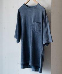 coen/パウダーウォッシュビッグTシャツ/501013394