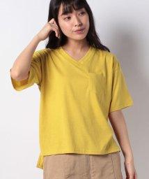 INGNI/9C・ポケット付Tシャツ/500894036