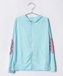 VacaSta Swimwear(Kids)/ReyesReyes女児長袖UVパーカー/500998692
