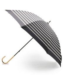 grove/晴雨兼用マリンボーダー長傘/501014220