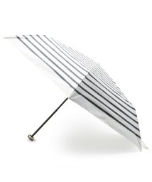 grove/晴雨兼用マリンボーダー折り畳み傘/501014221