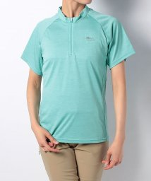 RUNPASSPORT/ランパスポート/レディス/レディーススラブジップTシャツ/501015502