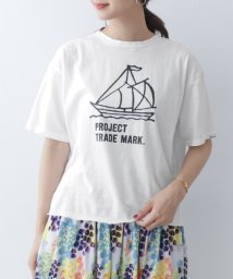 URBAN RESEARCH DOORS/PROJECT TRADE MARK ロゴTシャツ/501015835