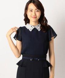 MISCH MASCH/装飾衿ブラウス/500736325