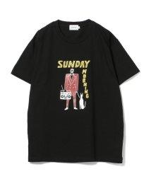 BEAMS OUTLET/BEAMS / Sho Miyata Sunday Morning T-shirt/500976778