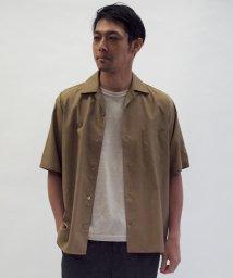 NOLLEY'S goodman/オープンカラーシャツ/501006242