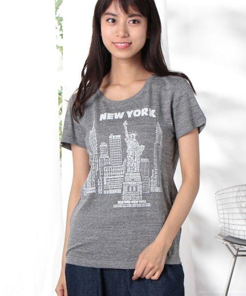 GooTee(グーティー)/NEWYORK/CAB109004RD391