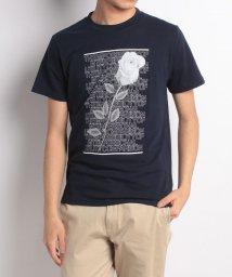 nano・universe/:フラワーTシャツS/S1/501007716