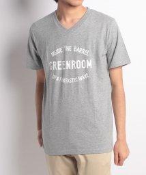 nano・universe/:カレッジVネックTシャツS/S/501007726
