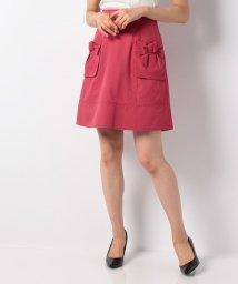 UNIVERVAL MUSE/サイドポケット付きスカート/501008329