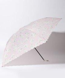 Afternoon Tea LIVING/マーガレット柄軽量折りたたみ傘 雨傘/501008429