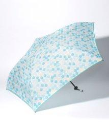 Afternoon Tea LIVING/カラフルドット柄軽量折りたたみ傘 雨傘/501008439