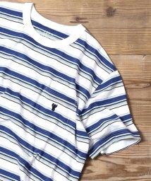 coen/サーフマルチボーダーTシャツ/501009581