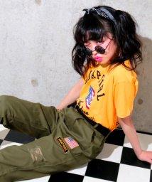 ANAP GiRL/アメリカツアー風Tシャツ/501009952