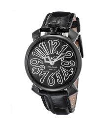 GaGa MILANO/ガガミラノ 腕時計 50221-BLK/501012855