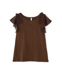 PROPORTION BODY DRESSING/《EDIT COLOGNE》ローンフリルTシャツ/501013896