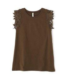 PROPORTION BODY DRESSING/《EDIT COLOGNE》アームレースTシャツ/501013897