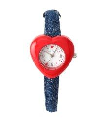 PINK-latte/ハートフォルム 腕時計/501019426