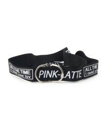 PINK-latte/メッセンジャー リングベルト/501019430
