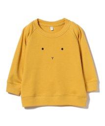 こどもビームス/organic zoo / BUNNY クルーネック スウェットシャツ (6ヶ月~3才)/501020085